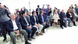 Autoridades Provinciales anunciaron obras millonarias para el Departamento Las Colonias