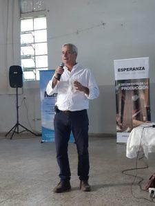 REMATE: El Presidente Diego Alonso da la bienvenida a la Jornada